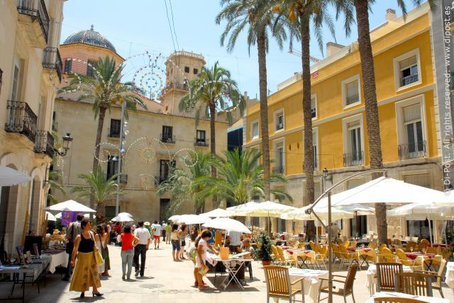 Santa Barbara Hotels >> Alicante (Alicante)